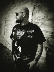 TODESSOG - In Eternal Darkness T-Shirt Size XXL