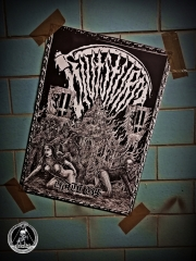 BLUTSTURM - Hate Us! Vinyl 10+ CD + Poster