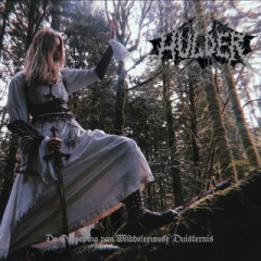 Hulder - De Oproeping van Middeleeuwse Duisternis/Embraced by Darkness Mysts DigiCD
