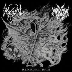 Mavorim / Ad Mortem - Iudicium Ultimum Split black Vinyl