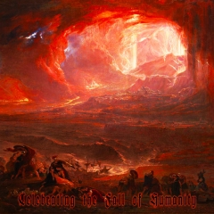 Apathia/ Infamous – Celebrating The Fall Of Humanity Split CD