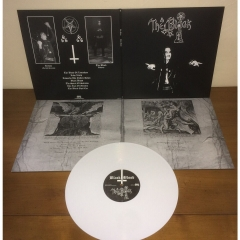 The Black - Black Blood White Vinyl