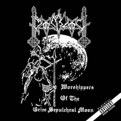 Moonblood - Worshippers of the grim sepulchral DoCD