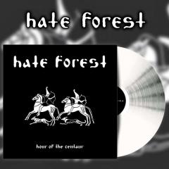 Hate Forest - Hour Of The Centaur White Vinyl