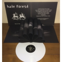 Hate Forest - Hour Of The Centaur White Vinyl