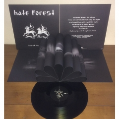 Hate Forest - Hour Of The Centaur Black Vinyl