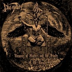 Deus Mortem - Demons Of Matter And The Shells Of The Dead Vinyl