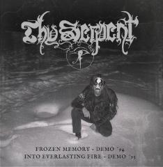 Thy Serpent - Frozen memory - into everlasting fire DigiCD + BONUS