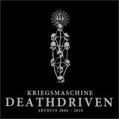 Kriegsmaschine - Deathdriven: Archive 2006-2010 DigiCD