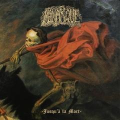 Monarque - Jusquà la mort black Vinyl
