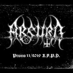 Absurd - Promo 11/2019 CD