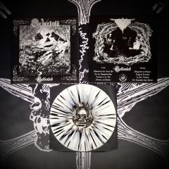 Grabunhold - Heldentod Splatter white/black Vinyl