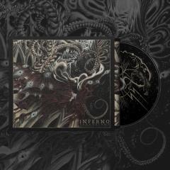 Inferno - Paradeigma (Phosphenes Of Aphotic Eternity) Slipcase DigiCD