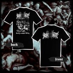 RUNENWACHT - Krieg ernährt Krieg T-Shirt Size L