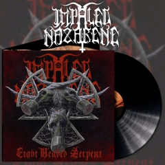 Impaled Nazarene - Eight Headed Serpent Black Vinyl