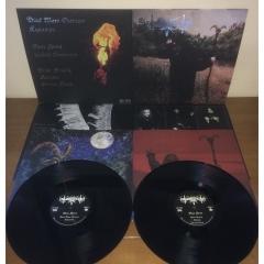 Nokturnal Mortum - Goat Horns black Doppel Vinyl