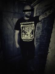Krematorium - Ahnenfeuer T-Shirt Size S