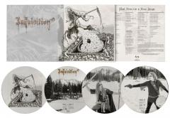 Inquisition - Black Mass For A Mass Grave (monochrome edition) DoPicture Vinyl