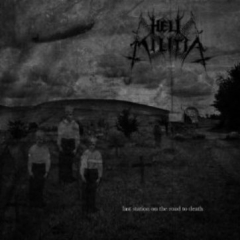 Hell Militia - Last Station on the Road to Death (DigiBook CD)