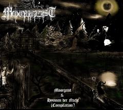 Moorgeist - Moorgeist & Hymnen der Nacht (Compilation) CD