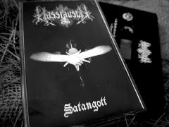 Hassrausch - Satangott Tape