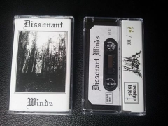 Dissonant Winds - Upon The Pessimist Throne Tape
