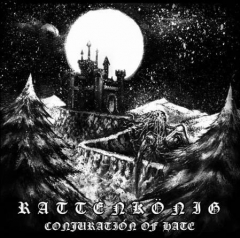 Rattenkönig - Conjuration Of Hate Vinyl