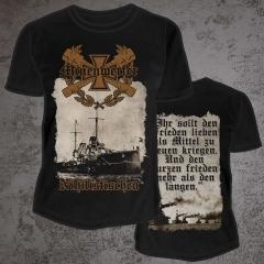 MINENWERFER - Nihilistischen T-Shirt Size L