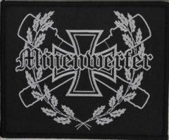 MINENWERFER - Logo Patch