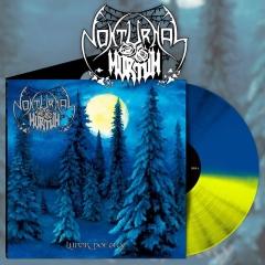 Nokturnal Mortum - Lunar Poetry blue / yellow Vinyl