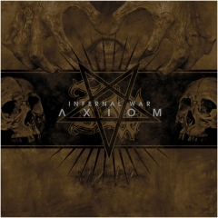 Infernal War - Axiom CD