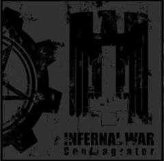 Infernal War - Conflagrator MiniDigiCD