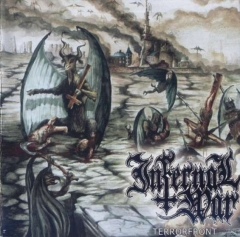 Infernal War - Terrorfront CD