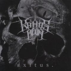 Khaos Aeon - Exitus CD
