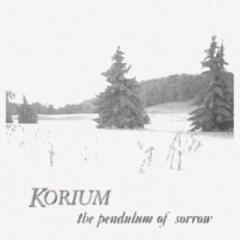 Korium - The Pendulum Of Sorrow CD
