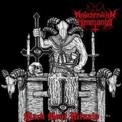 Antichristian Kommando - Black Goat Rituals CD