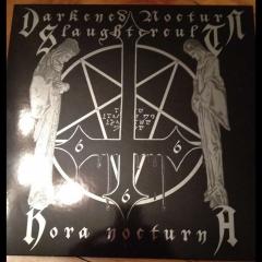 Darkened Nocturn Slaughtercult - Hora Nocturna Black Vinyl