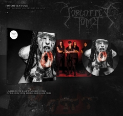 Forgotten Tomb - Hurt Yourself And The Ones You Love Picture Vinyl