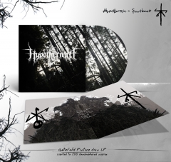 Hypothermia - Svartkonst Picture Vinyl