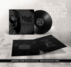 Infernal War - Redesekration Vinyl