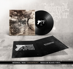 Infernal War - Terrorfront Vinyl