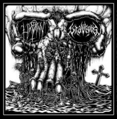 Likvann / Gravkors - Likvann / Gravkors CD