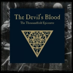 The Devils Blood - The Thousandfold Epicentre gatefold Doppel Vinyl