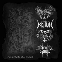 Moloch, Koltum, Silberbach(D) Mourning Soul - Split