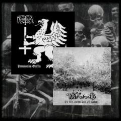 Mordbrann/ Wolfenburg – Split CD