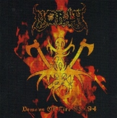 North - demons of fire 93-94 CD