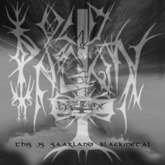 Old Pagan - This is Saarland Black Metal CD