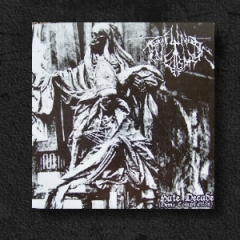 Profundis Tenebrarum - Hate Decade CD