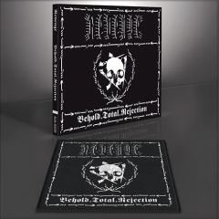 Revenge - Behold.Total.Rejection - CD DIGIPAK + PATCH