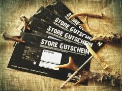 Sturmglanz Store 100 Euro Gutschein